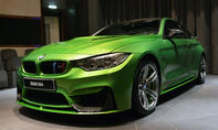 BMW M4 Abu Dhabi Motors