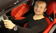 Corvette C7 Polizei Essen Motor Show 2015