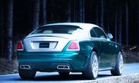 Mansory Rolls-Royce Wraith tuning