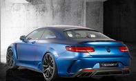 mansory s63 amg coupe 2015 tuning