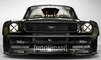 Hooning Ford Mustang