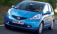 Honda Jazz als Anfänger-Auto