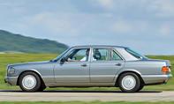 Mercedes 420 SE W126