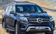 Mercedes GLS Fahrbericht