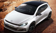 VW Scirocco Black Edition