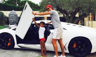 Lamborghini Aventador von Cristiano Ronaldo