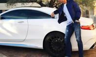Mercedes S-Klasse Coupé von Cristiano Ronaldo