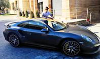 Porsche 911 Turbo S von Cristiano Ronaldo