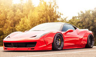 Ferrari 458 Italia Liberty Walk von JP Performance