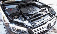 Mercedes GLC Diesel SUV Test