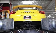 Fabspeed Porsche Cayman GT4