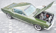 Ford Mustang Fastback Version 1 (1965)