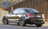 Getunter BMW 1er M Coupé von Alpha-N