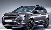 Ford Kuga Facelift 2016