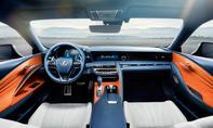 Lexus bringt LC 500 als Hybrid