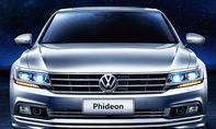 Luxuslimousine VW Phideon für China