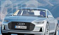 Audi A8 (2017): Illustration