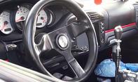Frankenstein-GTI mit Audi-Motor