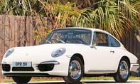 """Porsche 911 """"Urmodell"""" mit der Front des Porsche 911 991"""