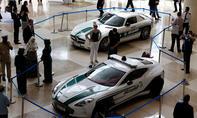 Aston Martin One-77 Polizeiauto