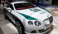 Bentley Continental GT Polizeiauto