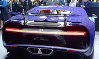 Bugatti Chiron (2016)