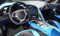 Chevrolet Corvette C7 Grand Sport (2017)