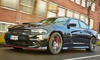 Dodge Charger SRT Hellcat (2016) im Test