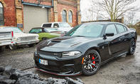 Dodge Charger SRT Hellcat (2016) im Test