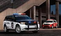 Dodge Durango Polizeiauto
