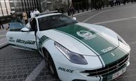 Ferrari FF Polizeiauto