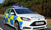 Ford Focus ST Turnier Polizeiauto