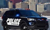Ford Interceptor Polizeiauto