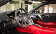 Honda NSX (2016) Fahrbericht