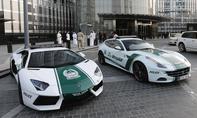 Lamborghini Aventador Polizeiauto