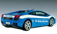 Lamborghini Gallardo Polizeiauto