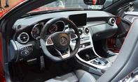 Mercedes C-Klasse Cabrio (2016)