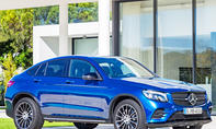 Mercedes GLC Coupé (2016)