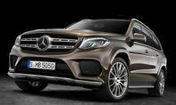 Mercedes GLS (2016)
