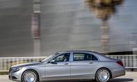 Mercedes-Maybach S-Klasse (2016)