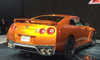 Nissan GT-R Facelift (2016)