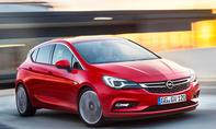Opel Astra K (2015)