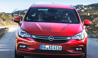 Neuer Opel Astra Sports Tourer (2016)