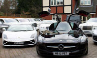 Mercedes SLS & Co von Lord Aleem