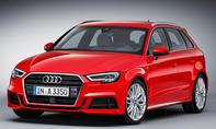 Audi A3 Sportback (Facelift 2016)