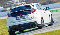 Honda Civic Type R (2016)