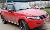 Suzuki Vitara X-90: Hobbytuning zum Range Rover Evoque