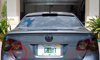 Tuning-Fails: Plaketten-Schwindel am VW Jetta