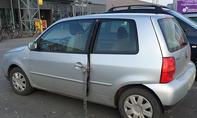 VW Lupo: Kurioser Diebstahlschutz
