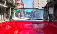 """Dreharbeiten für """"Fast 8"""" auf Kuba"""